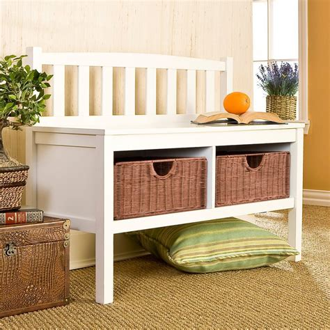 Lowes Indoor Storage Benches