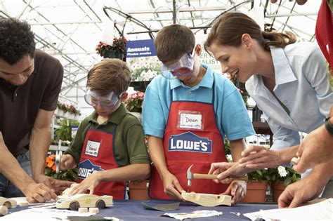 Lowes Kids Crafts