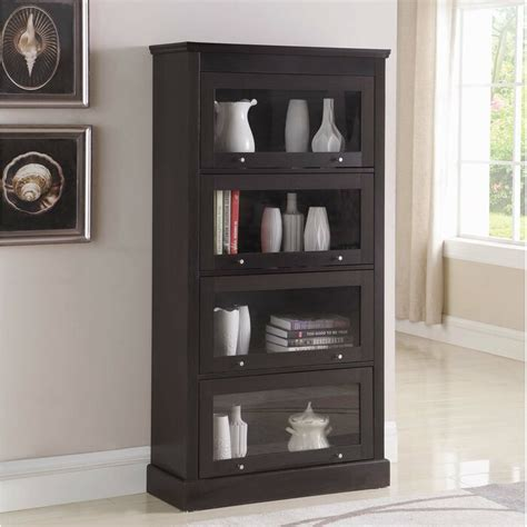 Lowestoft Barrister Bookcase By Darby Home Co