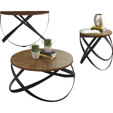 Lowrys End Table By Brayden Studio