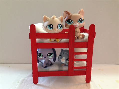 Lps Diy Bed Easy To Draw