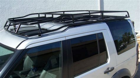 Lr3 Roof Rack Mounts Diy