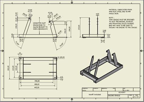 Ls-Engine-Cradle-Plans