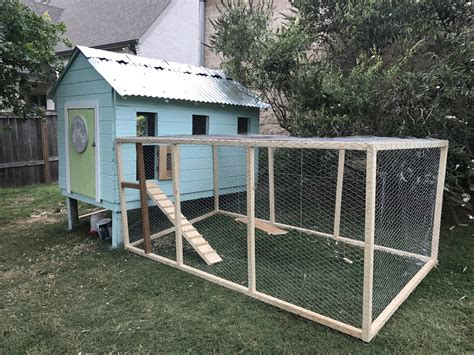 Lsu-Chicken-Coop-Plans
