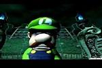 Luigi Game Over