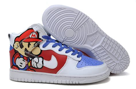 Luigis Mansion Nike Sneakers