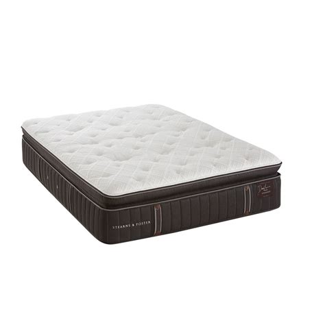 Lux Estate Pompano 16.5 Plush Pillow Top Mattress