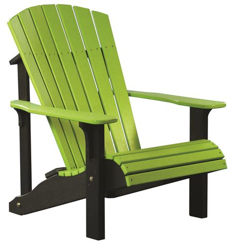 Luxcraft-Poly-Adirondack-Chair