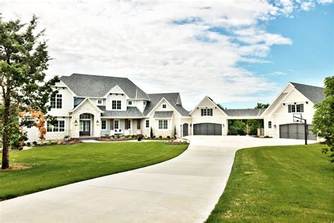 Luxury House Plans With Detached Garage