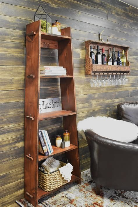 Lwhat Wood Shelves Diy