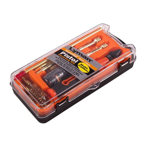 Lyman Essential Allinone Cleaning Kit Brownells Uk And Tactical Solutions Sbx Barrel For 10 22 Takedown Suppressed And Compact