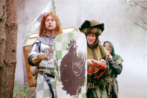 Lyrics Brave Sir Robin Holy Grail And Monty Python And The Holy Grail 35th Anniversary Edition Bluray
