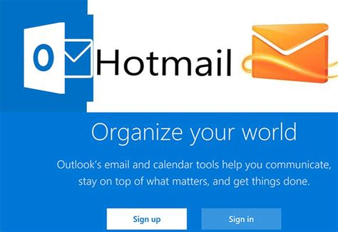 M hotmail sign in Image