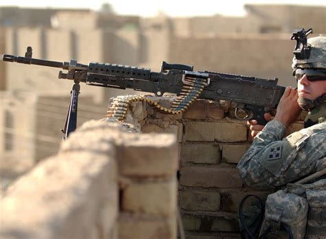 M240b Machine Gun Ammo And Nas Guns And Ammo