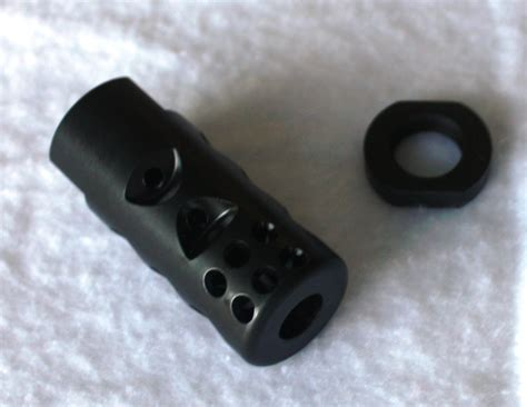M4 M16 Ar15 Vortex Flash Eliminators Good Iron Muzzle.