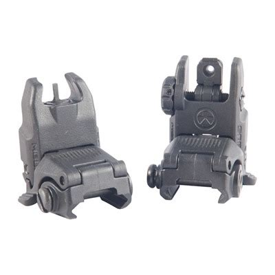 Magpul Ar-15 Mbus Gen 2 Sight Set  Brownells.