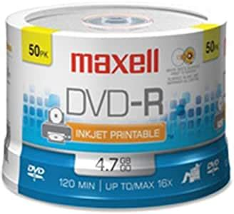 MAX638022 - DVD-R Recordable Discs