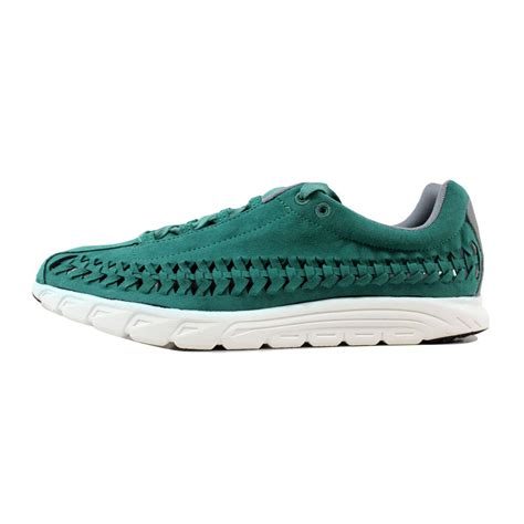 MAYFLY WOVEN FASHION SNEAKERS JADE GLAZE DUST SUMMIT WHITE 833132 300