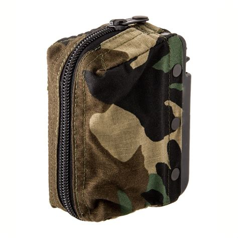 Mcr 100rd Soft Pouch Coyote Brown - Brownells Ch.