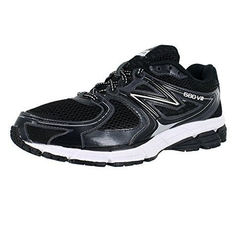 MENS NEW BALANCE M680BW2 MEDIUM RUNNING SHOES