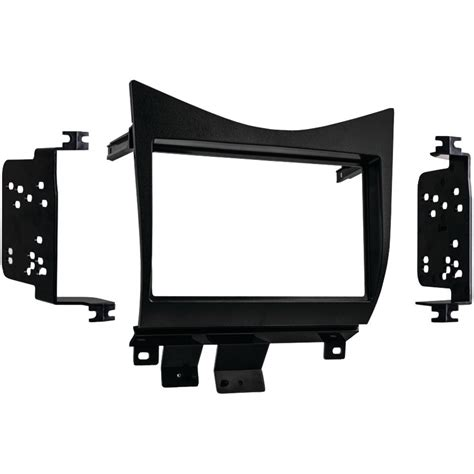 METRA 95-7862 2003-2007 Honda(R) Accord Lower Dash/Console Double-DIN Installation Kit electronic consumer Electronics