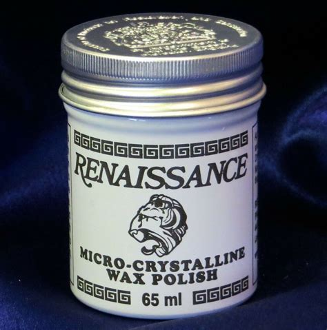 Micro-Crystalline Wax Cleaner Polish Renaissance Micro .