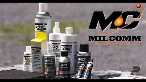 Mil-Comm Products Company.