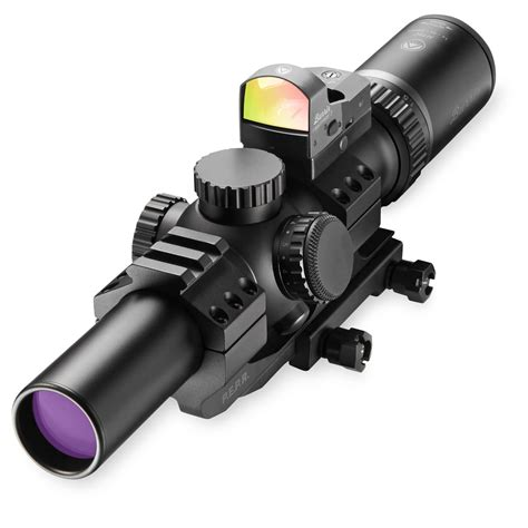 Mtac Riflescopes  Burris Optics.