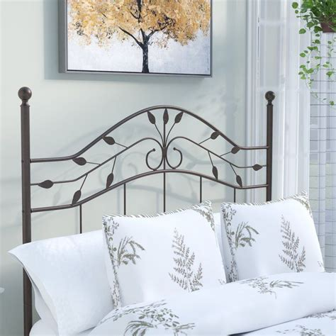 Madawaska Traditional Open-Frame Headboard