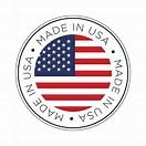 Made in USA Logo Symbol