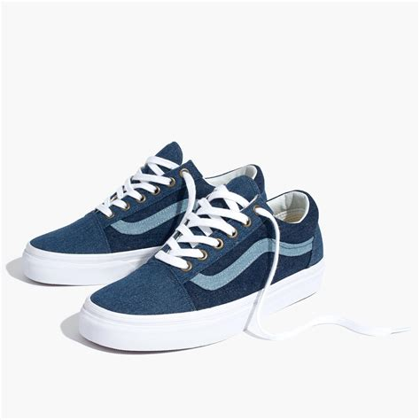 Madewell Vans Old Skool Sneakers