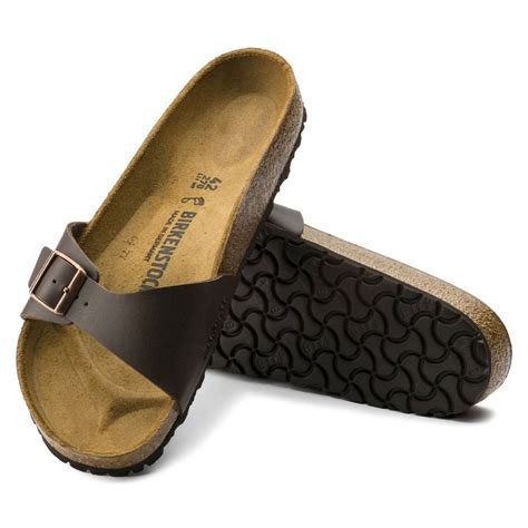 Madrid Brown Womens Sandals