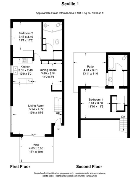 Madrid Floor Plan Laguna Woods