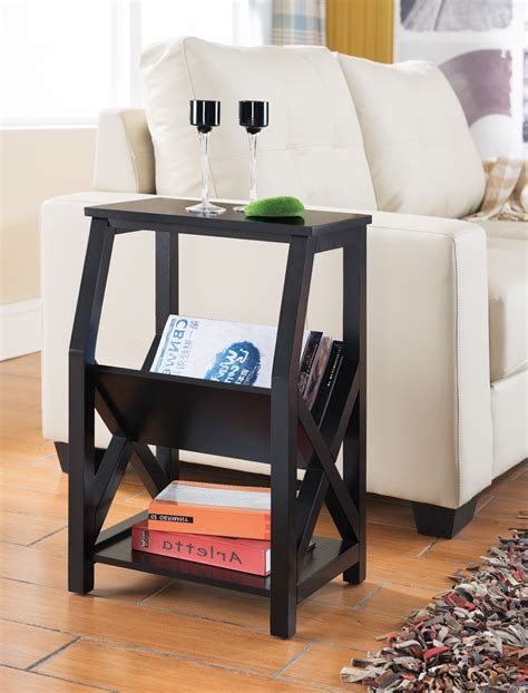 Magazine Side Table Diy Upgrade