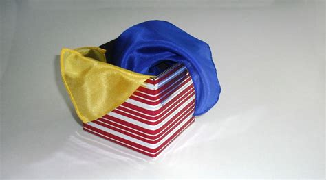 Magic Coin Box Diy Card