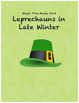 Magic-Tree-House-Leprechaun-In-Late-Winter-Lesson-Plans