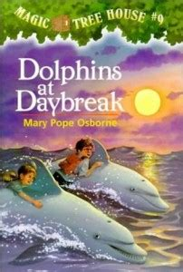 Magic-Tree-House-Lesson-Plans-Dolphins-At-Daybreak