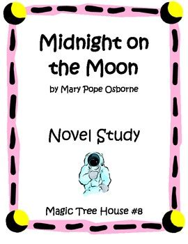 Magic-Tree-House-Midnight-On-The-Moon-Lesson-Plans