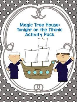 Magic-Tree-House-Tonight-On-The-Titanic-Lesson-Plans