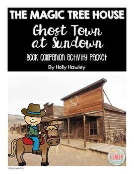 Magic-Treehouse-Ghost-Town-At-Sundown-Lesson-Plans