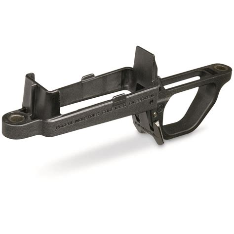 Magpul Bolt Action Magazine Well And Magpul Mbus Gen 2 Front Sight
