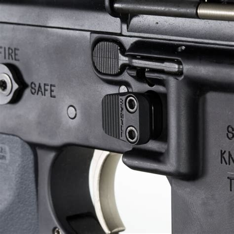 Magpul Enhanced Ar Magazine Release Review And Magpul Fixed Stock Commercial