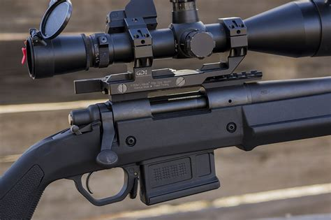 Magpul Hunter Stock And Skeletonized Ar