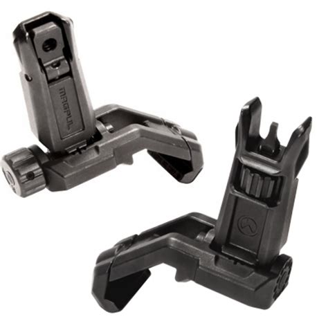 Magpul Mbus Pro Offset Flip Up Front Sight And Magpul Moe Ak Handguard For Sale
