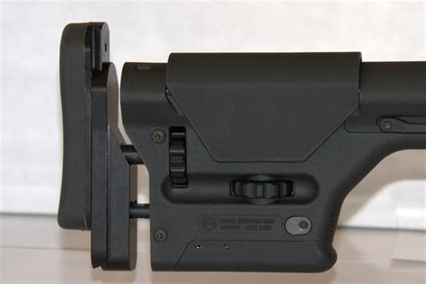 Magpul Prs Adjustable Butt Plate Modularrifle Com And Check Price Magazine Extension For Glock Reg 43 Tangodown