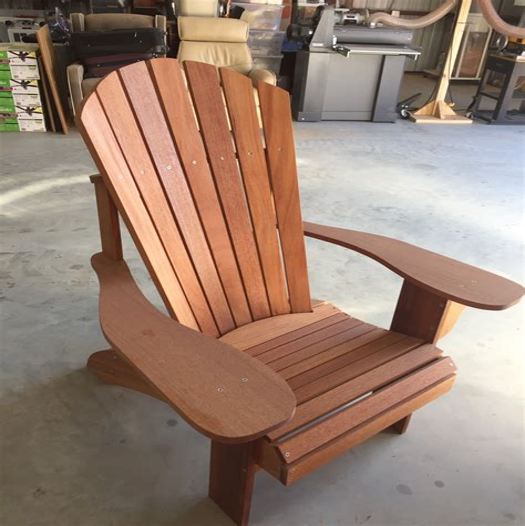 Mahogany-Adirondack-Chairs