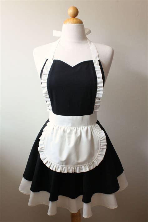 Maid-Apron-Diy