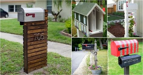 Mailbox Diy Projects