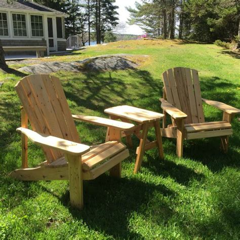 Maine-Made-Adirondack-Chairs