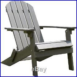 Maintenance-Free-Adirondack-Chairs